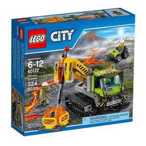 LEGO - Volcano Crawler Set